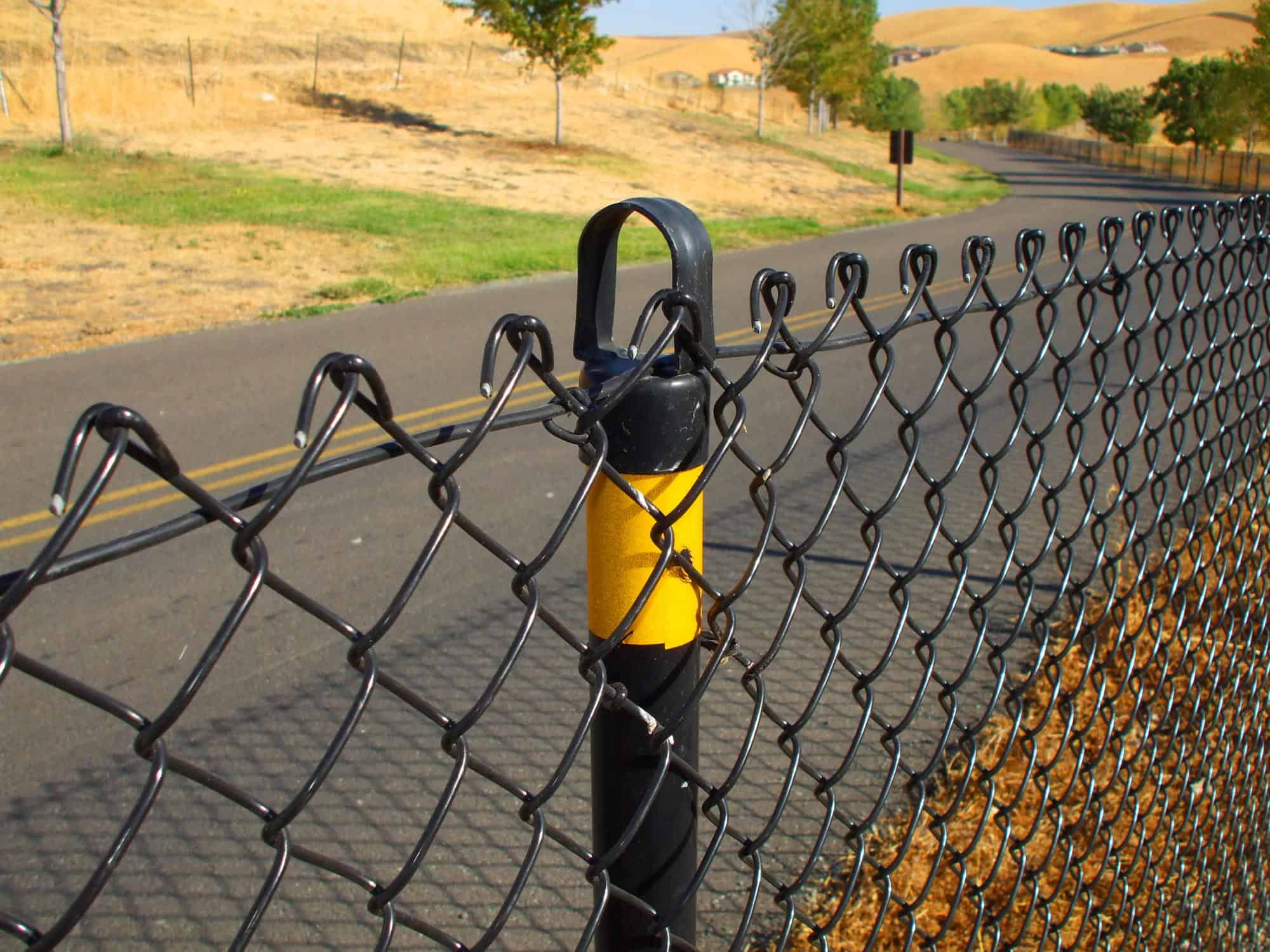Norman OK Fence Company - Chain Link Fencing