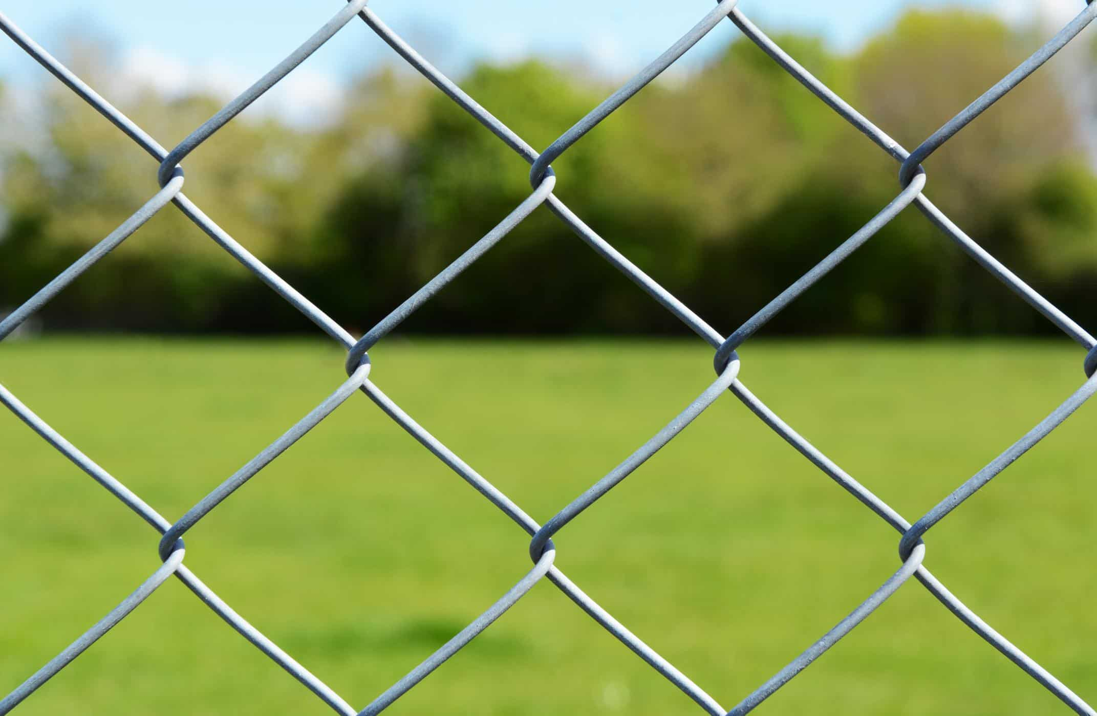 Norman Chain link fence