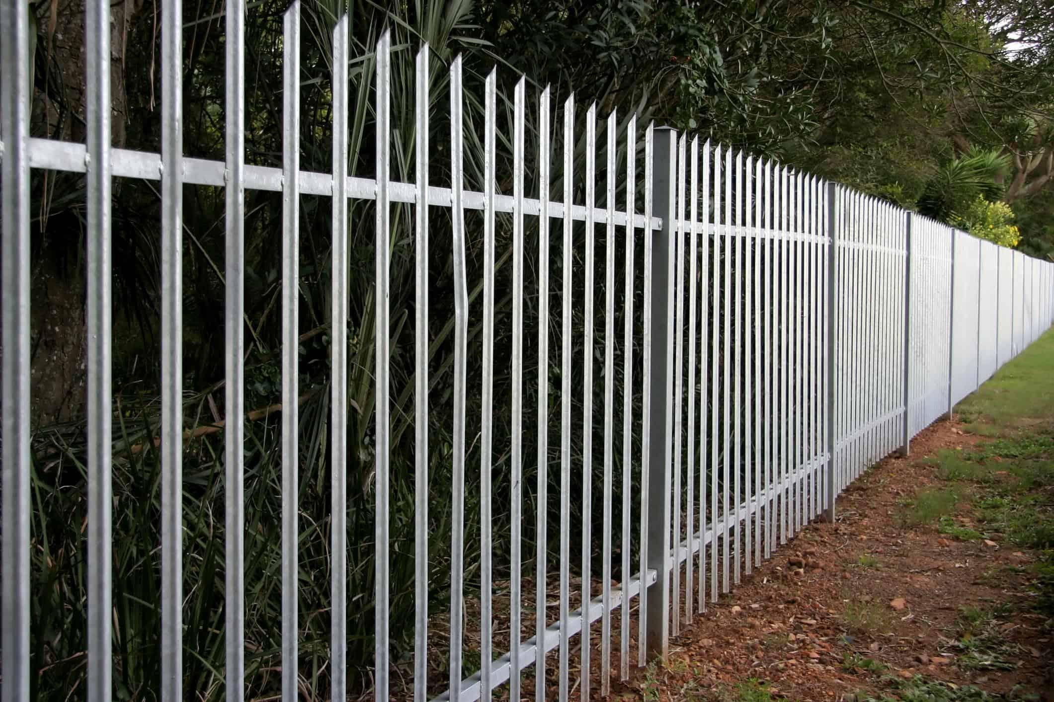 Norman OK Aluminum fence