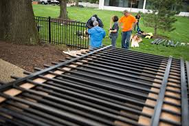 Iron Fencing Contractors